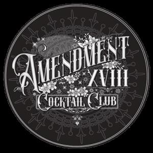 Amendment XVIII Cocktail Club