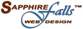 Sapphire Falls Web Design TM